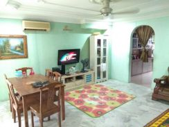 [WALKING DISTANCE LRT] 2 Storey Terrace House at Pandan Indah Ampang