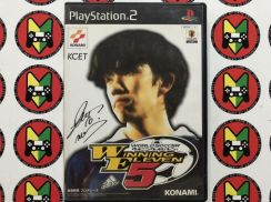 [USED]PS2 Winning Eleven 5