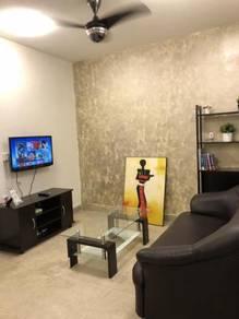 Parkview KLCC FF, 2bedroom,1bathroom,600sf, 5-10 to KLCC & LRT