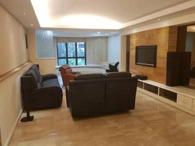 Sri Kenny Condo, Kenny Hills, Bukit Tunku, KL,Renovated, Fully Furnish