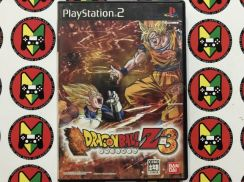 [USED]PS2 Dragon Ball Z Sparking