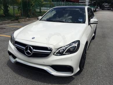 Mercedes E-CLASS W212 AMG style conversion