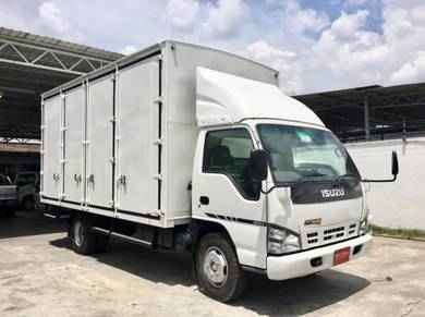 ISUZU NPR 17FT Box BDM7500 Rebuild 2020 New