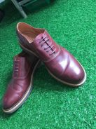 Tomaz leather shoes