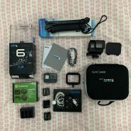 Gopro Hero 6 complete with accessories