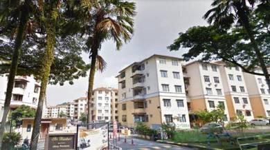 Apartment sri baiduri jalan ukay perdana 1st floor
