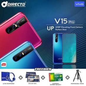 VIVO V15 PRO (8GB RAM/Kamera Motor Depan)PROMOSI