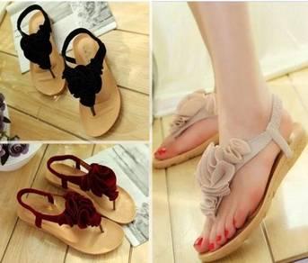 8031 Roses Simple Sandal
