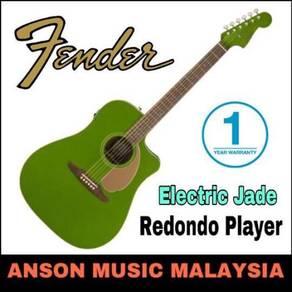 Fender California Redondo Player,Electric Jade