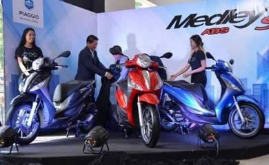 Vespa Piaggio Medley S 150 ABS System (Termurah)