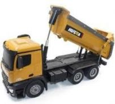 573 rc dump truck huina