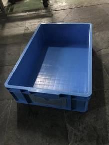 Industrial Plastic Tray (blue)