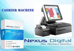 Butik, outlet (pos system) point of sale New