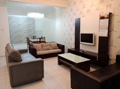 Taman Desa Tebrau double storey For Rent