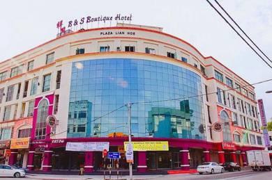 Lian Hoe Plaza Shop Unit For Sale