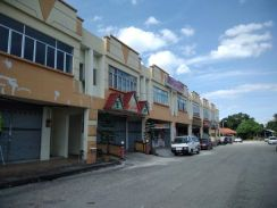 Double Storey Shop Office, Tmn Desa Permai, Lunas