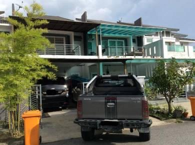 Teres 2 Tingkat di Taman Nusari Aman, Sendayan