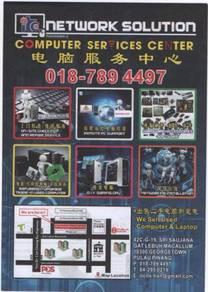 Service repair PC