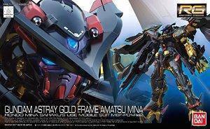 RG 1/144 Gundam Gold Frame Amatsu Mina