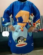 Cartoon surgical gown apron