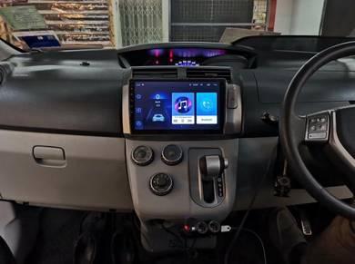 Perodua Alza Android player