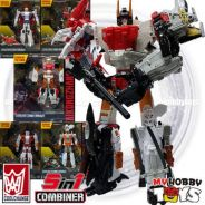 Cool Change Transformers KO Combiner Wars Superion