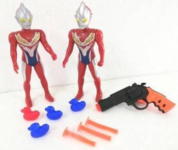 Ultraman with Shooting Gun