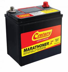 Ns40l ns60l ns70l din55l 55d23l bateri car battery