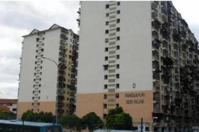 [LOW COST TEEBATAL] Seri Nilam Apartment Bandar Baru Ampang ,Ampang