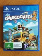PS4 Overcooked 2 ( CD version )