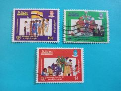 Stamp BRUNEI Youth 1985 X588
