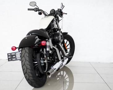 Harley davidson iron 833 us 2014 unreg limited