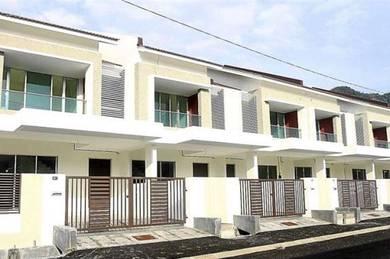 LELONG !! Loan Rejected Unit Double Storey 20x71 Cyberjaya Putrajaya