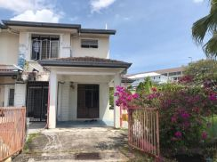 Double Storey Conner Lot PUJ 7