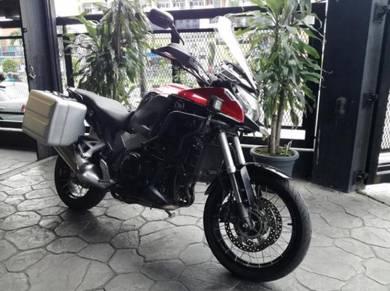 Honda crosstourer 1200 abs