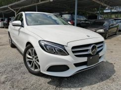 Recon Mercedes Benz C200 AMG for sale