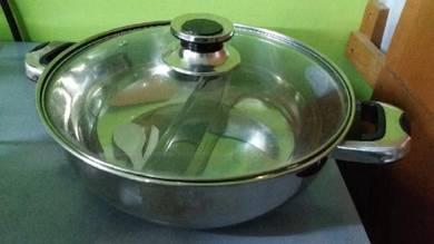 Steamboat pot