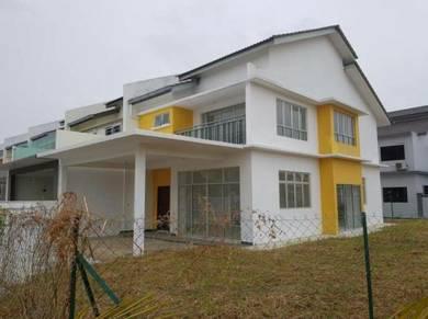 Gelang Patah 2 Storey Corner Taman Nusantara Prima Brand New Full Loan