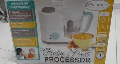 Baby Food Processor plus Sterilize function