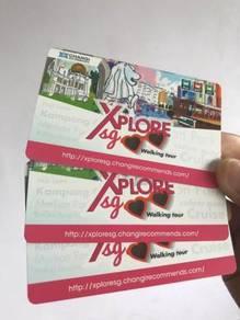 Singapore EZ Link Card