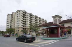 Perdana Apartment Sect 13 For Rent