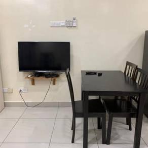 Flexis STUDIO Full Furnished One South Seri Kembangan near APU SCP