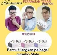 Spek original k-ion nano teknology jerman
