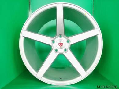 19 inch Taiwan VOSSEN CV3 Rim BMW E60 E90 328i