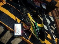 Salam nk jual hover heli rc 4channel