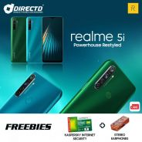 Realme 5i (4GB/64GB   5000mAh) + 2 Free gift