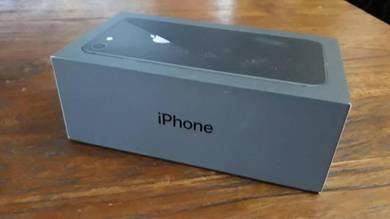 Empty box iphone 8 space gray 64 gb