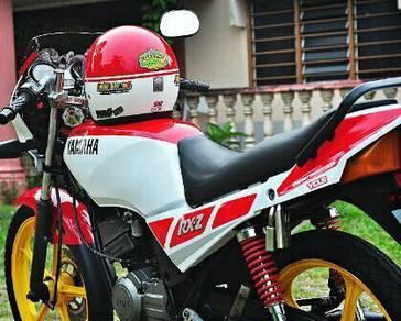 Yamaha Rxz 92