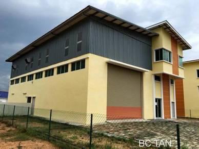 1.5 Stry Semid D Light Industry At Asas Jaya Bukit Minyak Penang