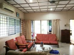Taman Gembira, Klang, 1 Sty Bungalow Corner Lot, Part Furnished